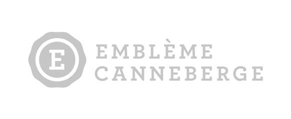 Embleme Canneberge